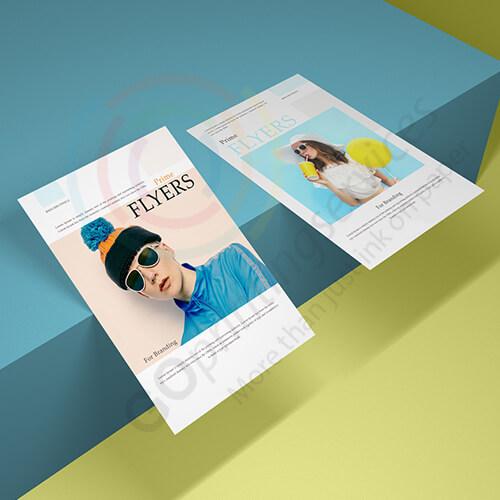 Flyer-printing