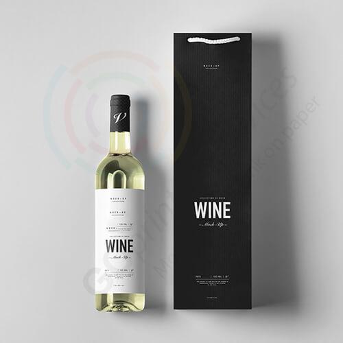 Kraft-Wine-Bags